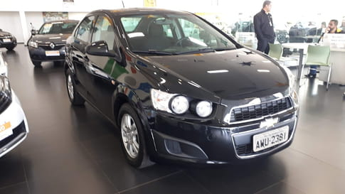 2013 chevrolet sonic sedan lt 1.6 16v