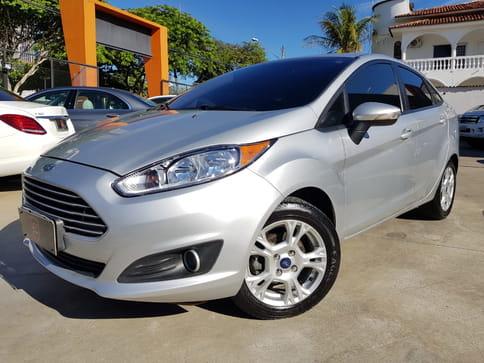 2014 ford new fiesta sedan se 1.6 16v 4 p