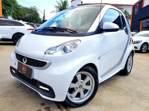 2013 smart coupe fortwo tb 84cv