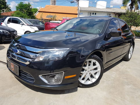 2012 ford fusion 2.5