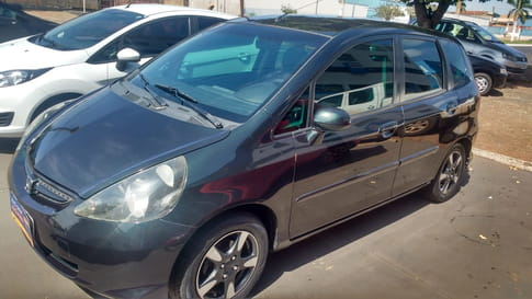 2007 honda fit lx 1.4 gasolina manual