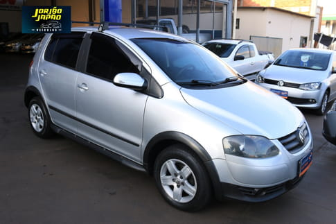 2010 volkswagen fox sunrise 1.0 8v total flex