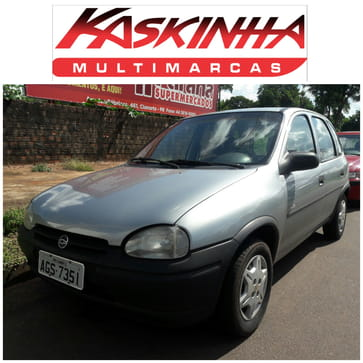 1997 CHEVROLET CORSA HATCH SUPER 1.0 MPFI 4P