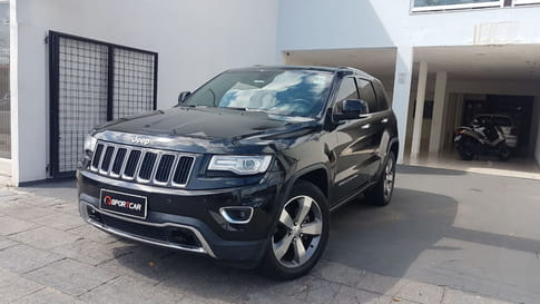 2015 jeep grand cherokee 3.6 ltd 4x4 v6 24v gasolina 4p aut