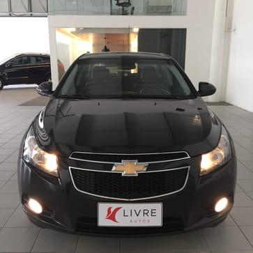 2012 CHEVROLET CRUZE 1.8 LT 16V FLEX 4P AUTOMÁTICO