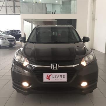 2016 HONDA HR-V EX CVT 1.8 I-VTEC
