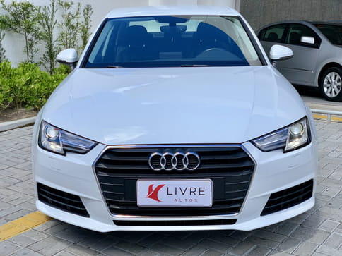 2017 audi a4 2.0 tfsi attraction gasolina 4p s tronic