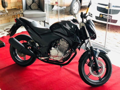 2012 honda cb 300r