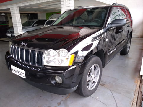 2006 jeep grand cherokee limited 4x4 4.7 v-8 4p
