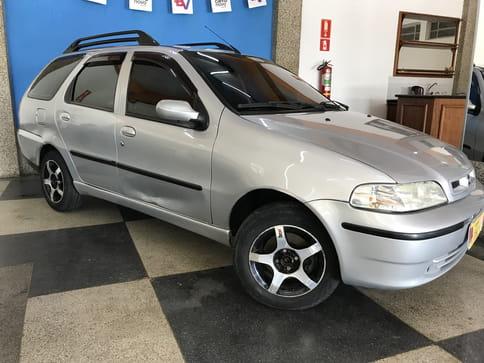 2004 FIAT PALIO WEEKEND EX 1.8 8v 4p