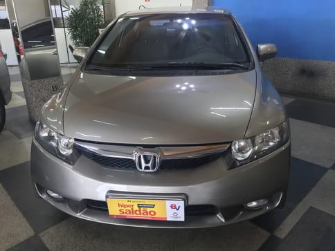 2008 HONDA CIVIC LXS 1.8 16V FLEX AUTOMATICO