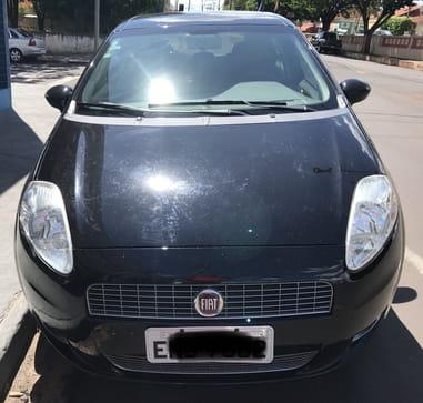 2010 FIAT PUNTO ELX 1.4 8v 4P