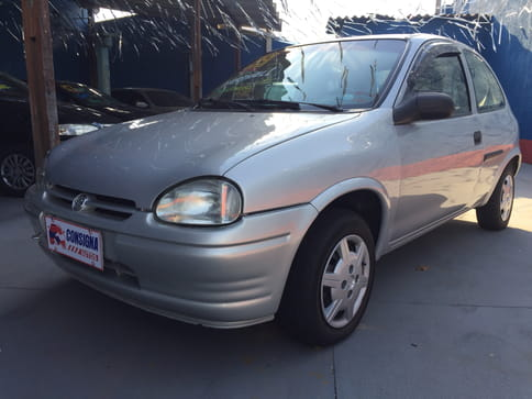 1999 chevrolet corsa hatch super 1.0 mpfi 16v 2p