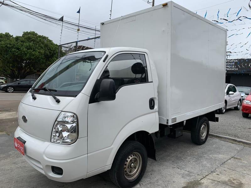 KIA BONGO K-2500 2.5 4X2 TB INTERCOOLER
