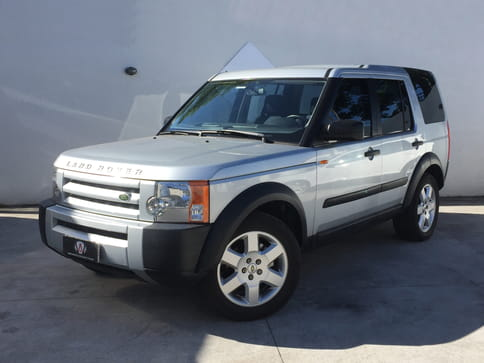 2008 LAND ROVER DISCOVERY-3 4X4 S 4.0 V-6 4P