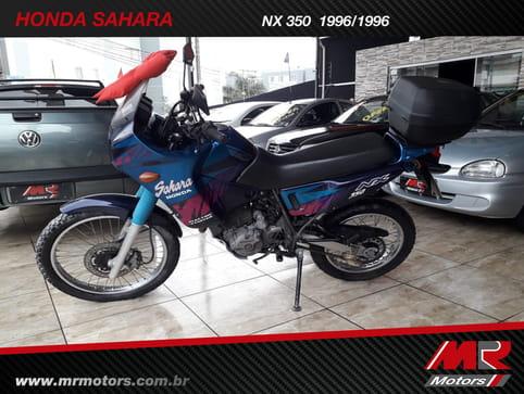 1996 honda nx 350 sahara