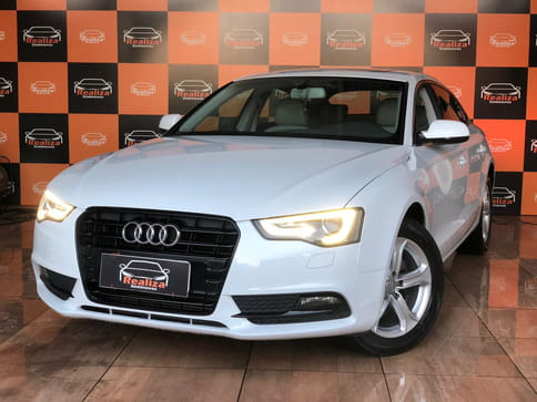AUDI AUDI A5 SPORTBACK ATTRACTION 2.0 TFSI S TRONIC
