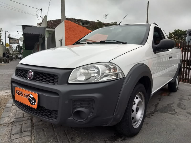 FIAT STRADA WORKING 1.4 8V (FLEX) 2P