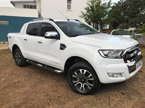 2017 FORD RANGER LIMITED CD 4X4 AUTOMATICO