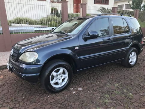 2000 mercedes-benz ml 320 4x4 3.2 4p