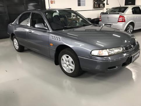 1995 mazda 626 glx 2.0 16v 4p