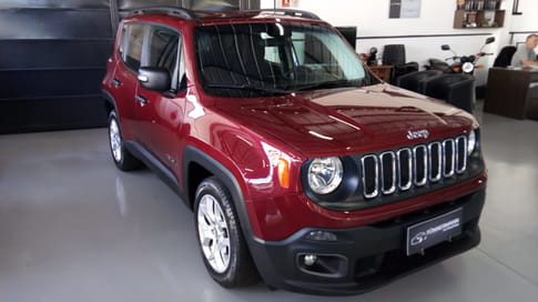 2018 jeep  renegade sport 1.8 flex aut