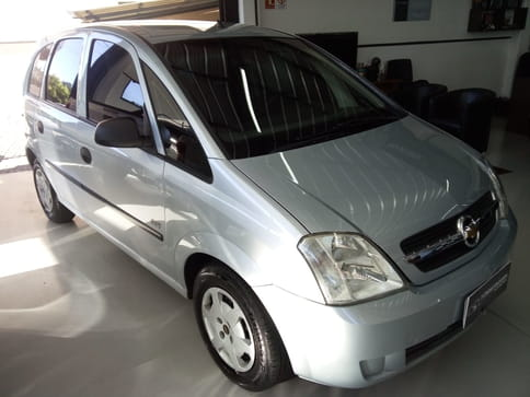 2007 chevrolet meriva flexpower joy 1.8 8v 4p