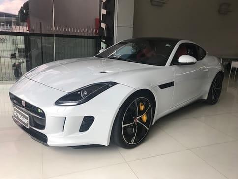 2016 jaguar f-type 5.0 r coup 550cv 2p
