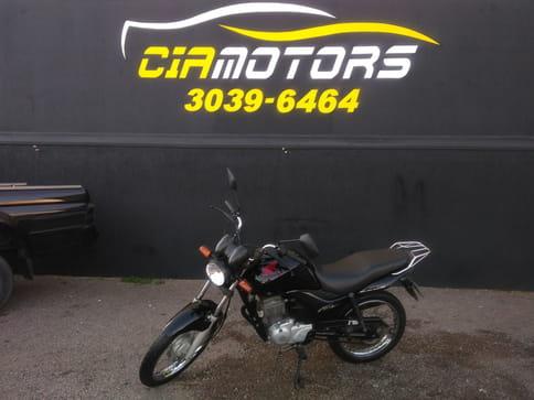 2012 HONDA CG 150 FAN ESI