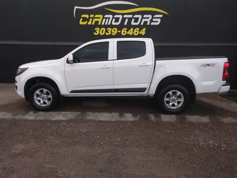 CHEVROLET S-10 LS 2.8 TDI 4X4 CD