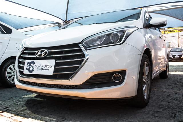 hb20s premium 1.6 16v flex aut 2016 novo hamburgo