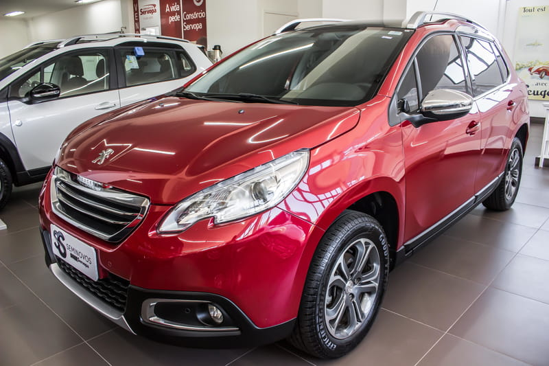 PEUGEOT 2008 GRIFFE 1.6 THP
