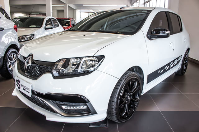sandero rs racing spirit flex 2016 novo hamburgo