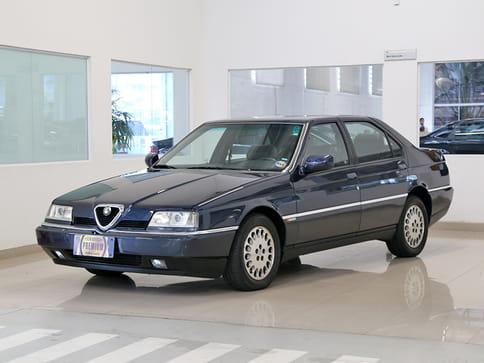 1995 alfa romeo 164 super 24v 3.0 v-6 4p