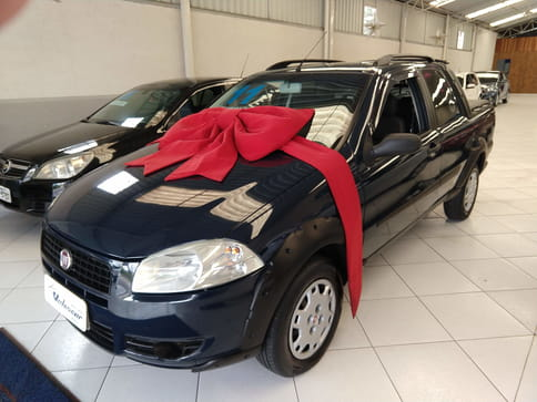 2011 fiat strada working 1.4 mpi fire flex 8v cd