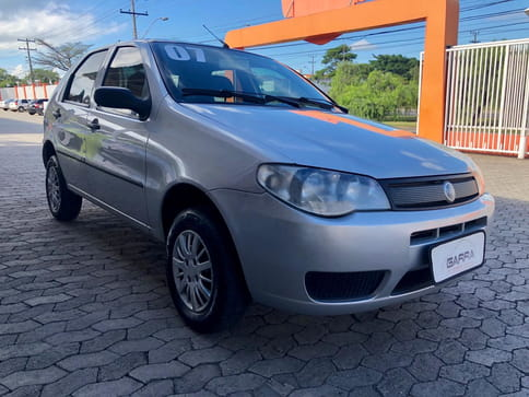 2007 fiat palio 1.0 fire flex 4pts
