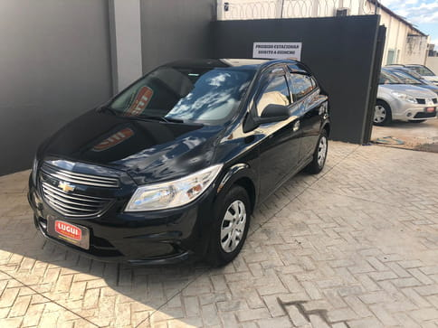 2015 chevrolet onix hatch ls 1.0 8v flexpower 5p mec.