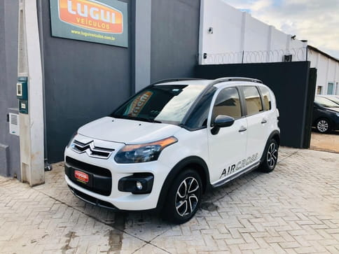 2015 citroen aircross exclusive 1.6