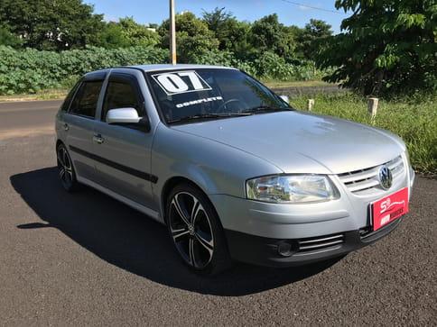 2007 volkswagen gol g4 1.0 8v 4p