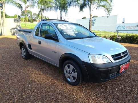2007 chevrolet montana flexpower conquest 1.8 8v 2p