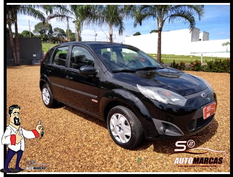 2013 ford fiesta 1.6 flex