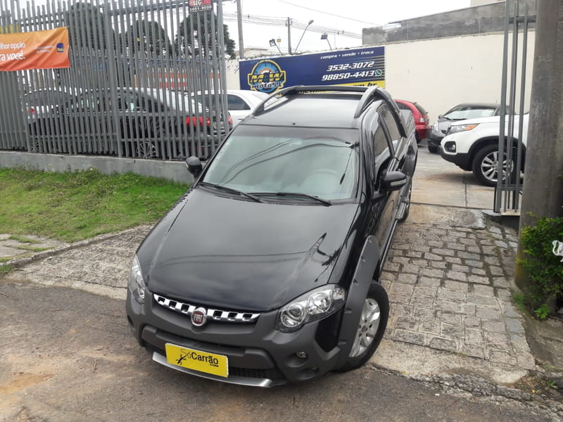 FIAT STRADA ADVENTURE LOCKER CD 1.8 16V FLEX