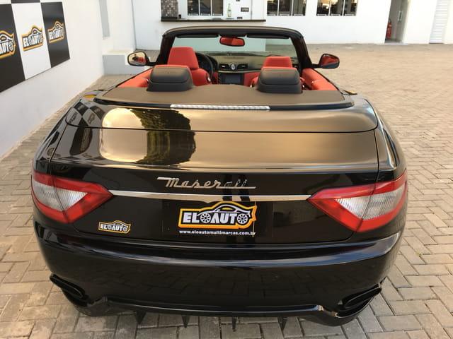 maserati - grancabrio 4.7 v8 32v gasolina 2p automatico