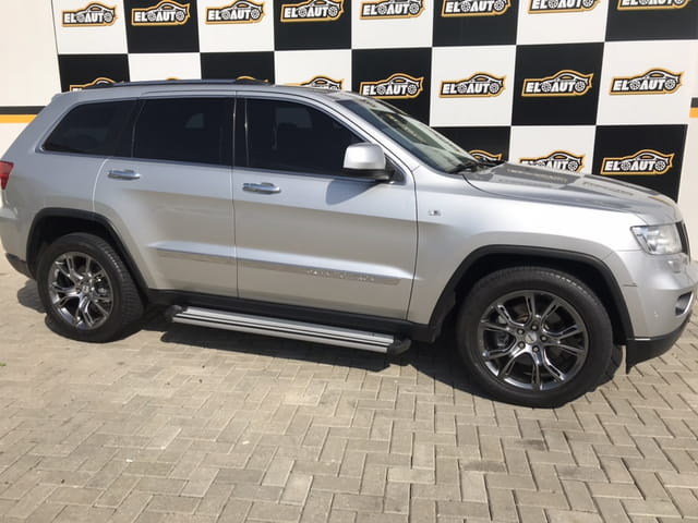 jeep - gcherokee limited