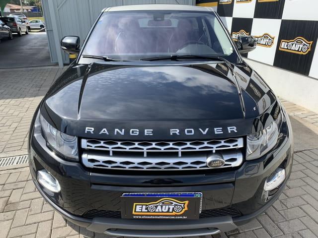 land rover - evoque prestige 5d