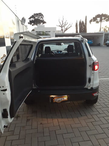 ford - ecosport 1.6 se 16v aut