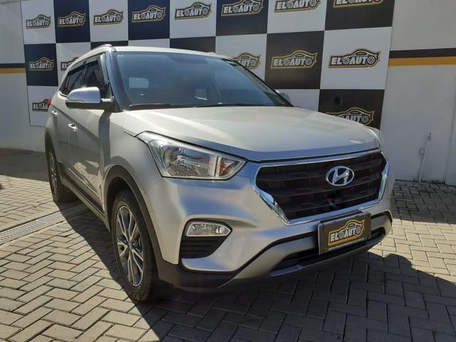 hyundai - creta 1.6 16v flex pulse aut