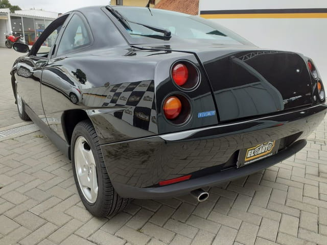fiat - coupe 2.0 16v 2p