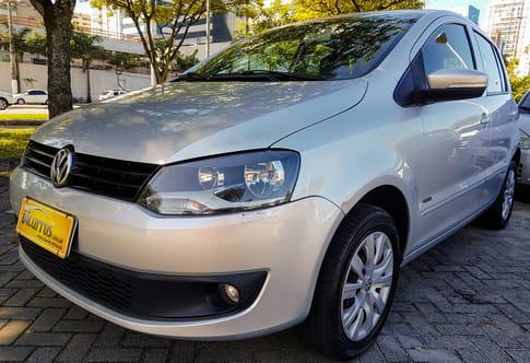2012 volkswagen fox 1.0 8v (g2) (trend) 4p
