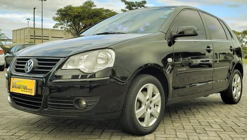 2008 volkswagen polo hatch 1.6 8v 4p